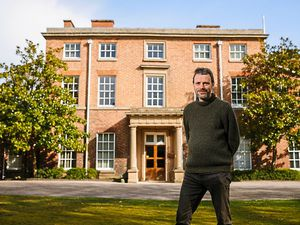 Millionaire Glyn Jones has bought Mount House in Shrewsbury and plans to create a Charles Darwin museum, cafe and offices