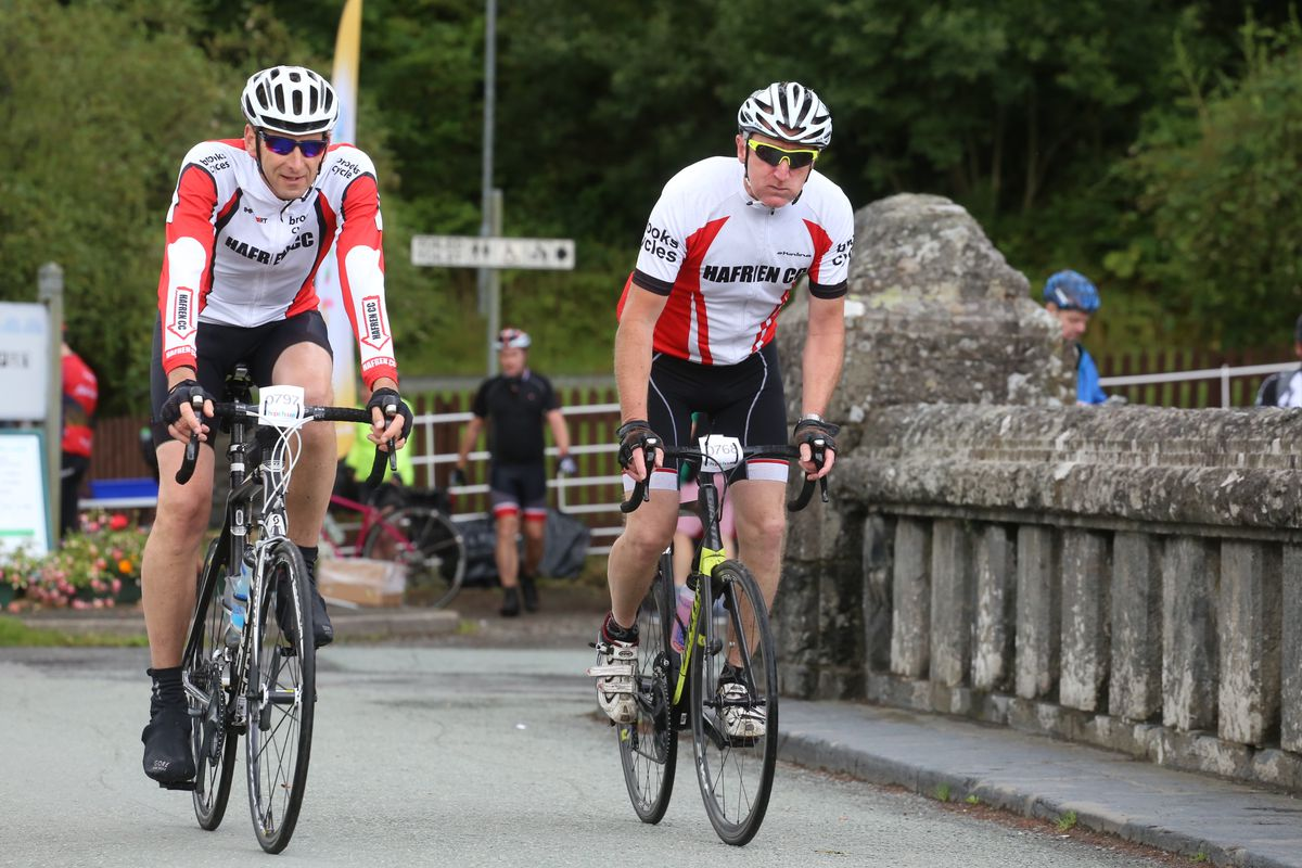 Records broken as pros tackle county time trial
