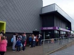 Work complete on £239,000 refurbishment of Telford Ice Rink