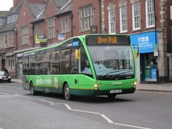 Shrewsbury buses to be affected by roadworks