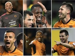 Six Wolves players in Championship team of the month