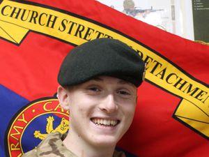 Cadet Lance Corporal William Arden