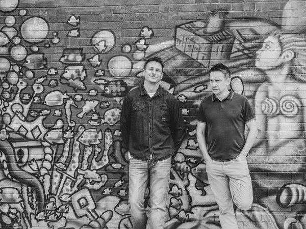 Shropshire duo PUKK back with new single