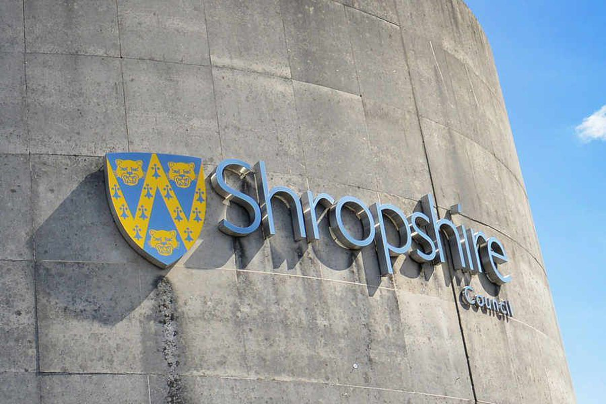 Shropshire Council says it now expects the plan to be adopted by July next year