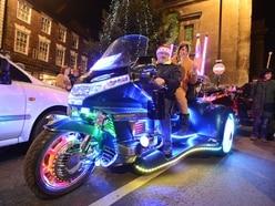 Goldwing cavalcade to light up Shrewsbury in fundraiser