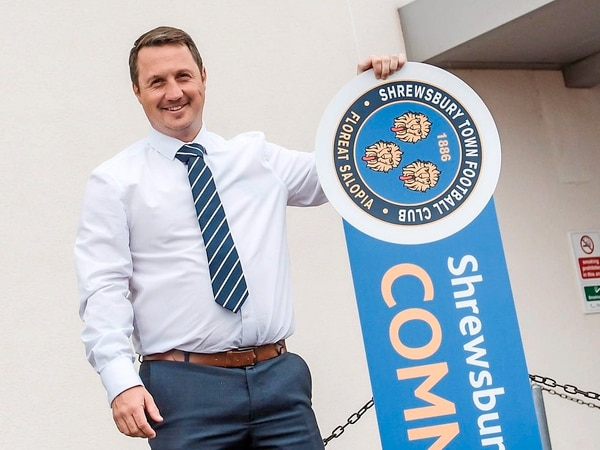 Shrewsbury Town's social work must be 'meaningful'