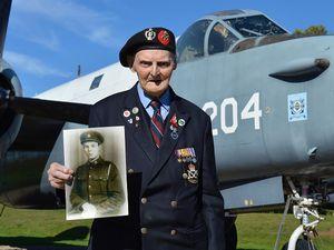 Tributes after Shifnal war veteran Les Cherrington dies at 101