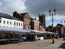 Ludlow market to return from Monday