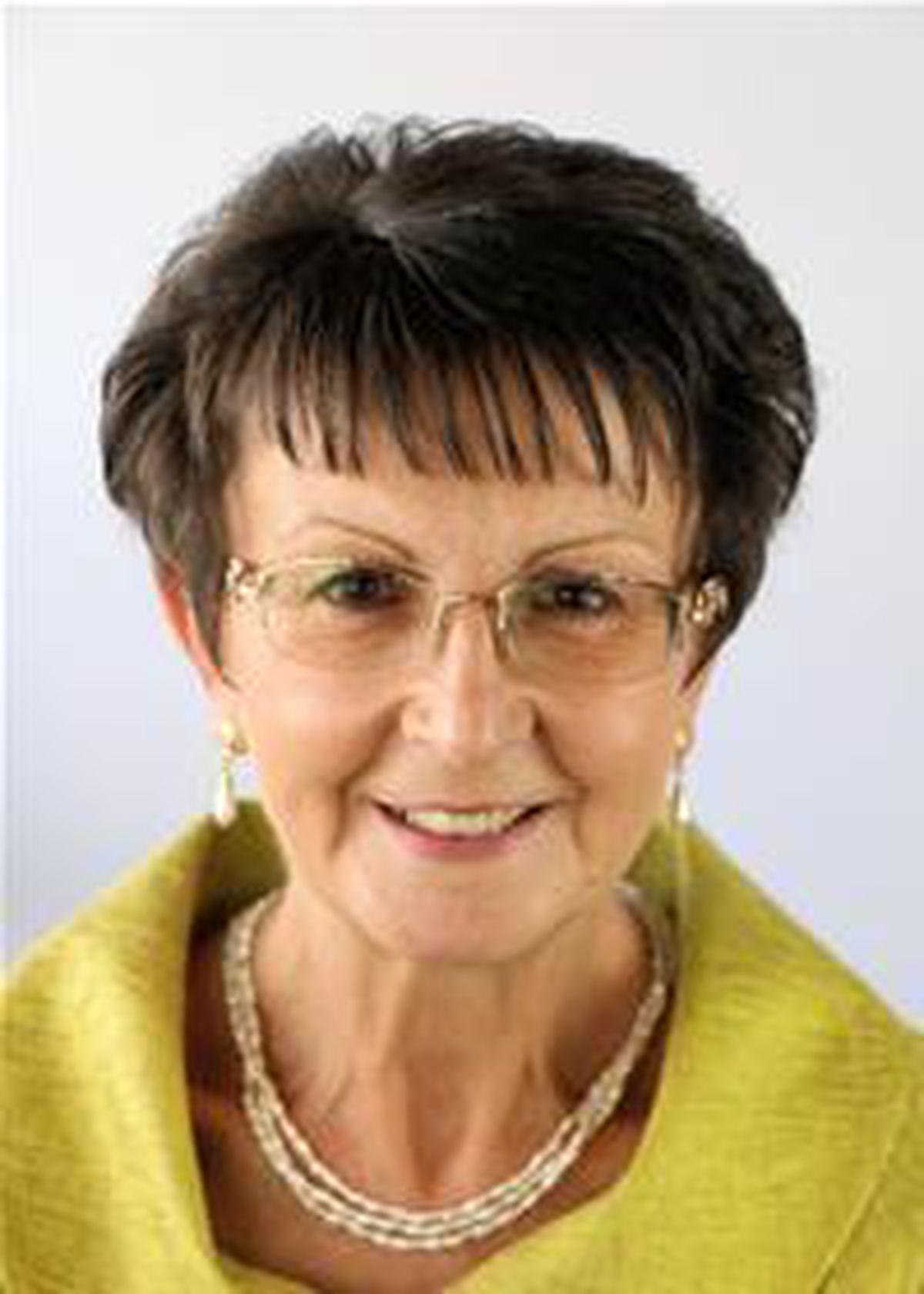 Councillor Heulwen Hulme