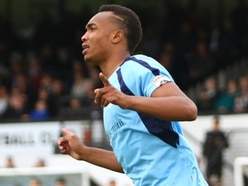 Marcus Dinanga striving for excellence at AFC Telford