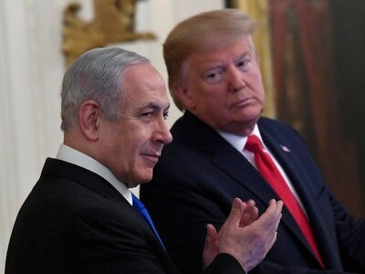 Trump peace plan delights Israelis but enrages Palestinians