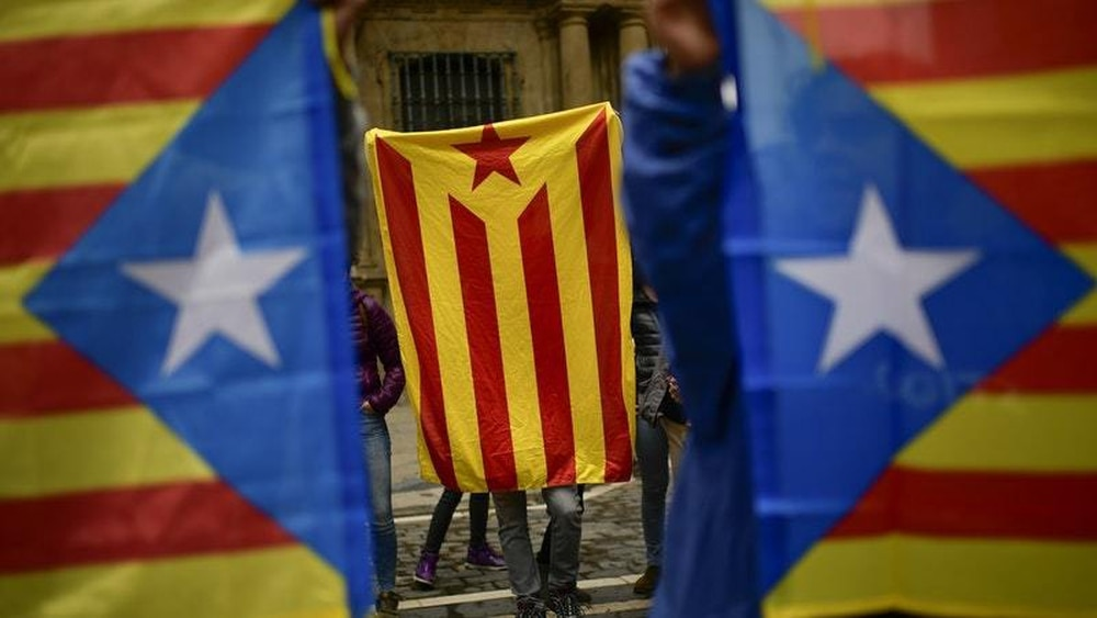 Catalan President Lives Outside Law: Spain's Deputy Prime Minister