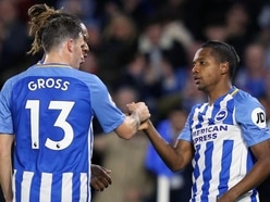 Brighton hit back twice to share spoils with Stoke