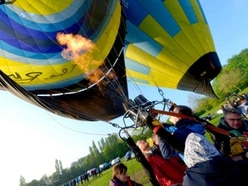Severn Hospice thanks visitors for Telford Balloon Fiesta success