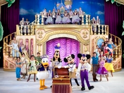 The Wonderful World of Disney On Ice, Resorts World Arena, Birmingham - review with pictures