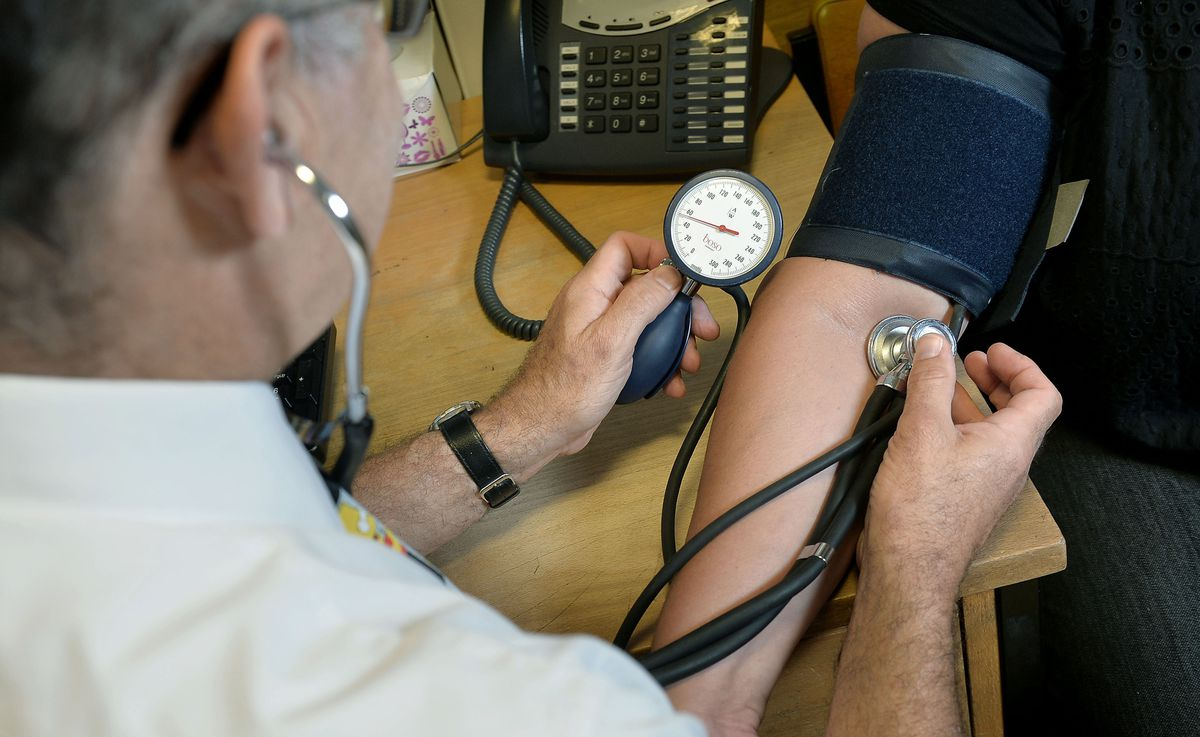 GPs saw thousands more patients last month than the month before