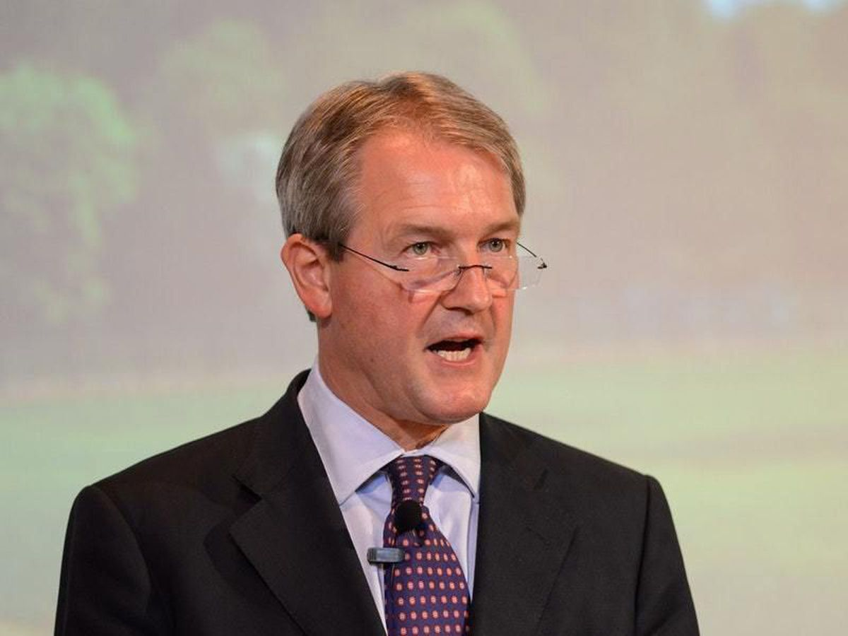 North Shropshire MP Owen Paterson