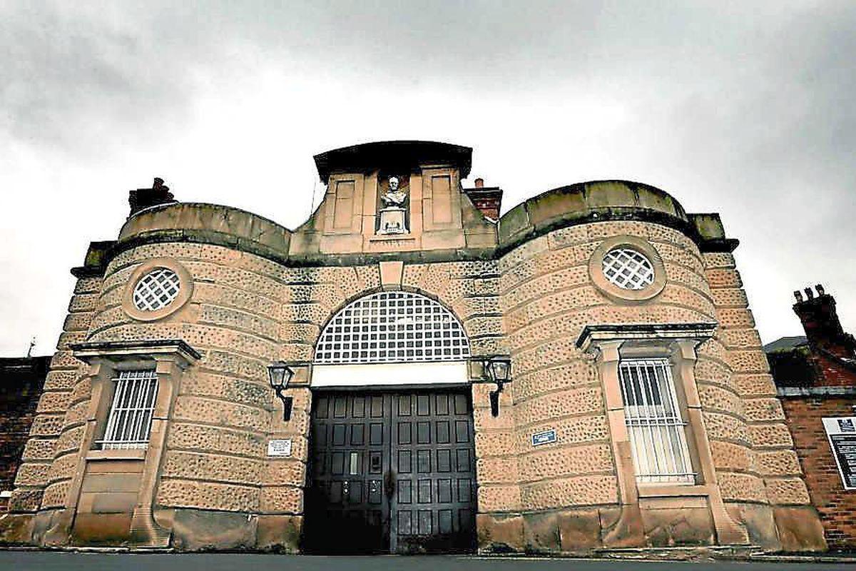 Shrewsbury's former Dana Prison