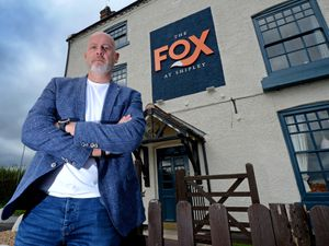 Neil Taylor, landlord of The Fox at Shipley
