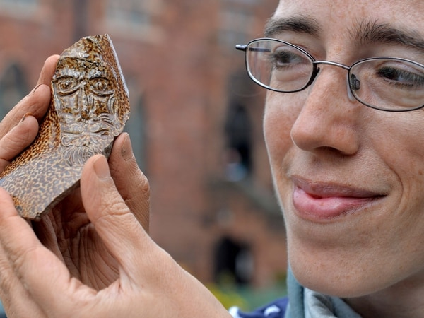 Shrewsbury Castle dig fails to find chapel but is solving other mysteries