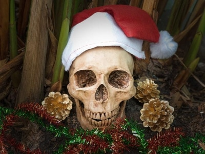 You'll be terrified by these four-word Christmas horror stories