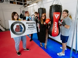 Boxers get ready to rumble in new home