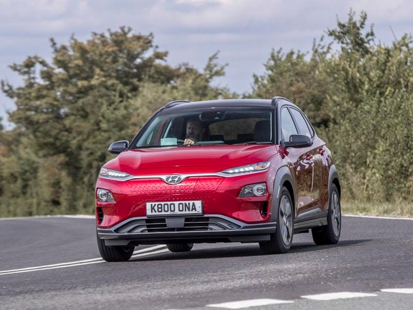 UK Drive: Hyundai's Kona Electric delivers cutting-edge tech in a compact package