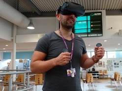 New £750,000 virtual reality suite to launch in Telford