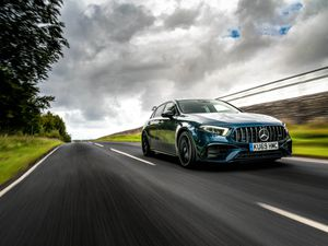 RTOTY20 - Mercedes-AMG A45S