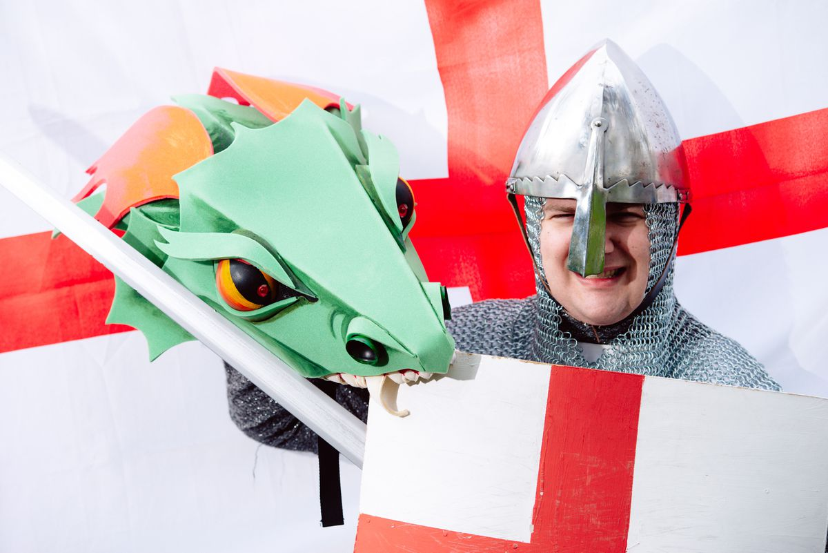 Should May Day be replaced by St George's Day on the bank holiday calendar?