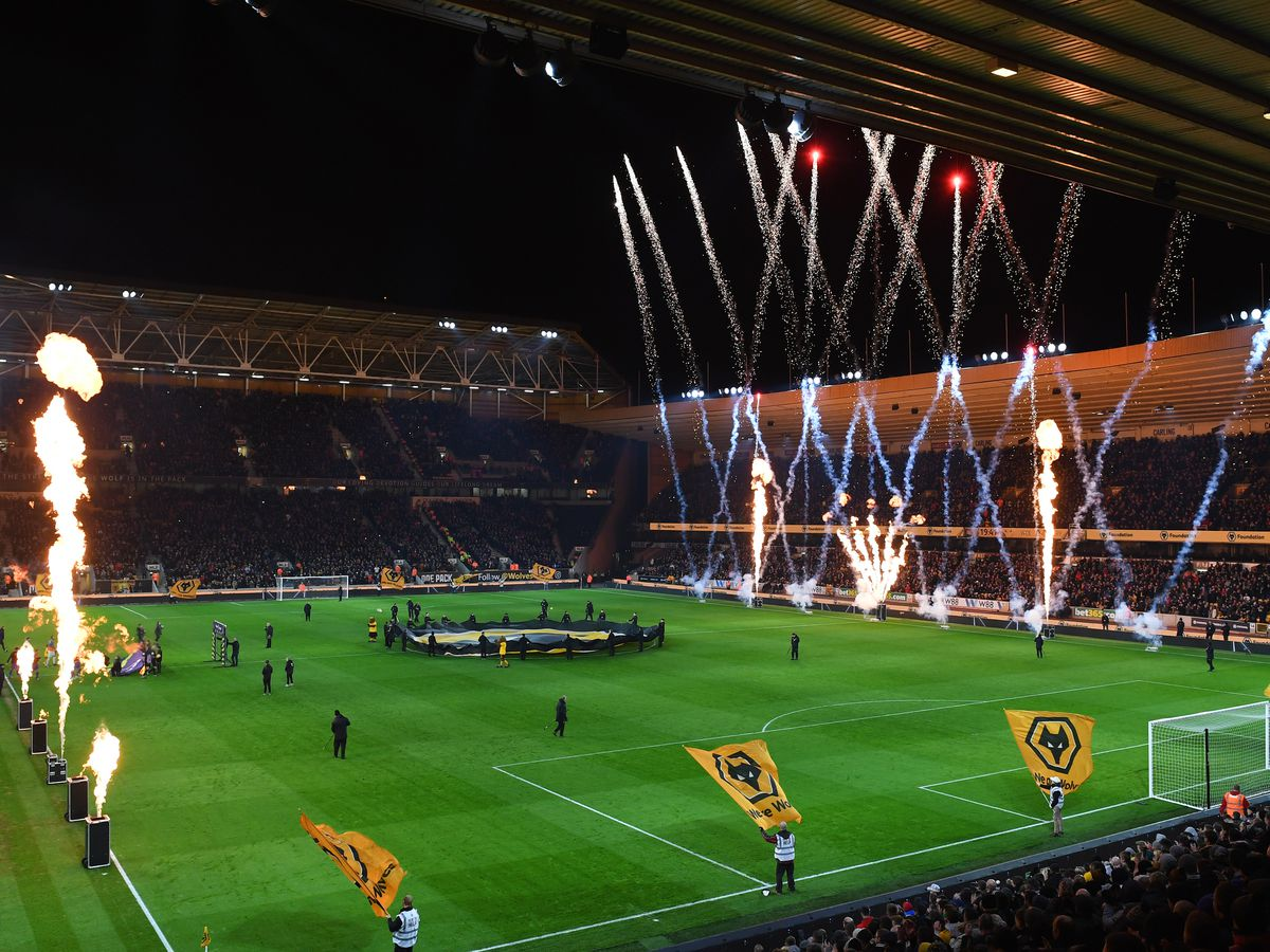 Wolves secured a £50 million loan against future television revenue (CREDIT: © AMA)