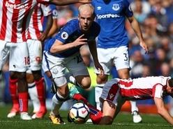 Everton without Davy Klaassen and Sandro Ramirez for Hajduk Split second leg