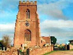 Historic Shropshire church threatened with closure as numbers dwindle