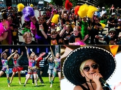 Huge crowds cheer on Shrewsbury Carnival parade - with video and pictures