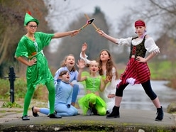 Newport's community panto has moved venue - oh yes it has!