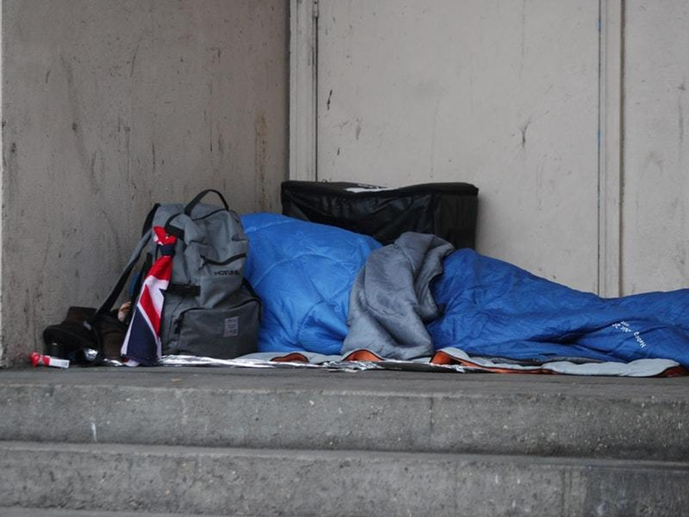 Fifth Of Young Homeless Women Suffer Sex Abuse Says
