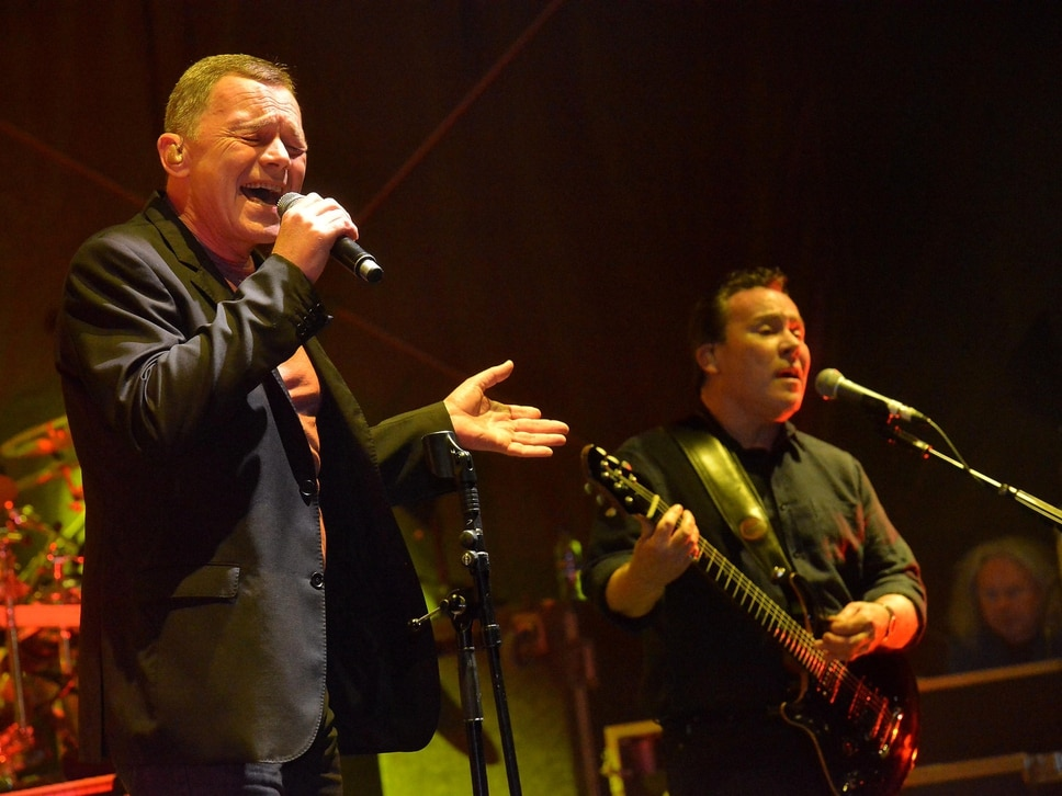 UB40 storm homecoming Birmingham gig at Genting Arena - review