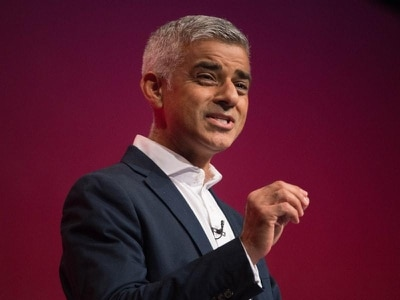 Sadiq Khan blames Labour defeat on Corbyn and 'failure to tackle anti-Semitism'