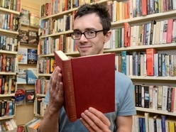 Mott the who? Shrewsbury charity shop chuffed over rare book