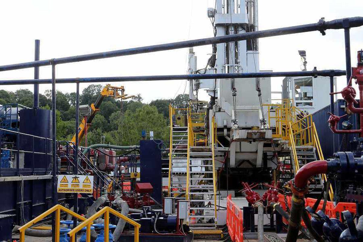 Shropshire campaigners' despair at fracking court case defeat