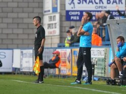 Rob Edwards: AFC Telford deserved 'at least a point'
