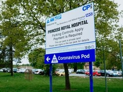 Medic's plea as coronavirus hospital admissions start to rise in Shropshire