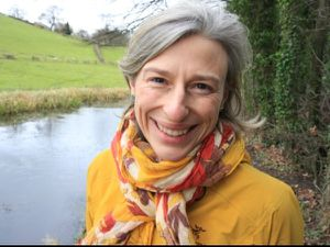Alison Alexander - Liberal Democrat canidate for Montgomeryshire