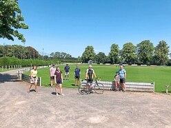 500-mile ride raises £1,700