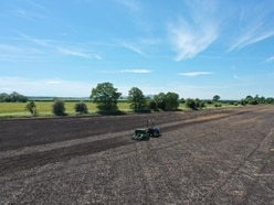 Shropshire's ground-breaking autonomous farming project marks first major success