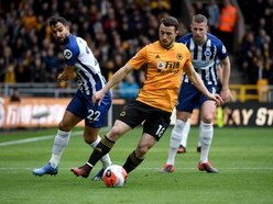 Diogo Jota: Wolves giving us all the help we need