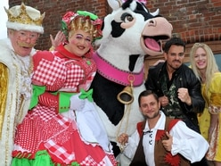 Fe-fi-fo-fum: Giant panto Jack and the Beanstalk coming to Telford