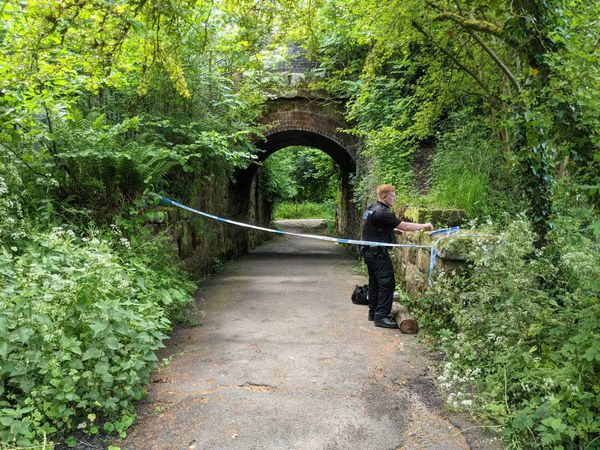Four teenagers have been arrested on suspicion of murder