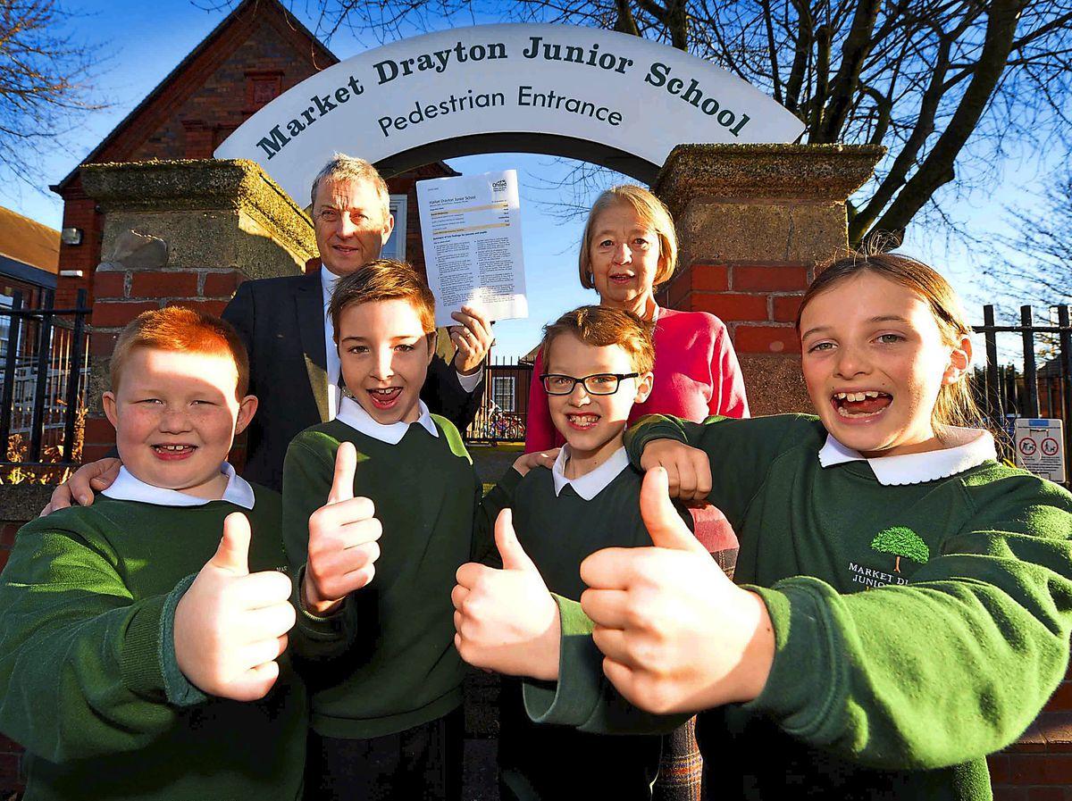 Market Drayton Junior School