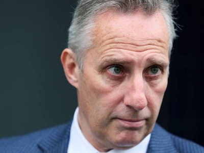 Ian Paisley 'satisfied' he did not need to declare a family holiday to the Maldives